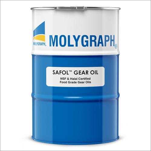 Food Grade Gear Oil - NSF & Halal Certified