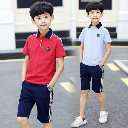Children & Kidswear Polo T-Shirts