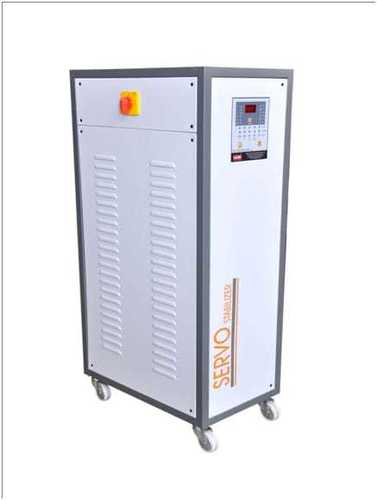 Bengaluru 60 KVA Three Phase Air Cooled Servo Stabilizer
