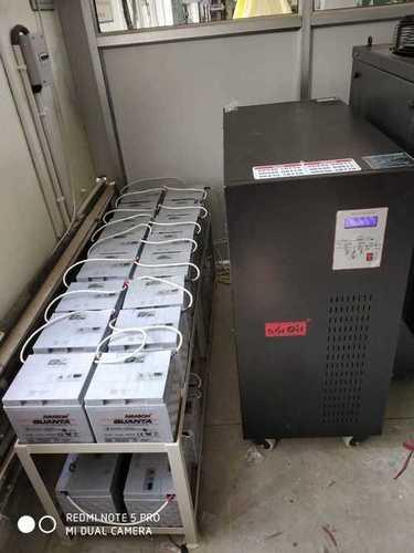 Patna 40 KVA Three Phase Input Three Phase Output Online UPS