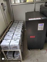 Patna 40 KVA Three Phase Input Three Phase Output Online UPS