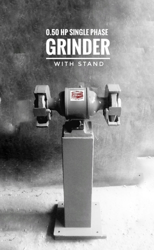 Grinder With Stand