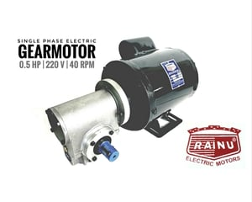 Gearmotor (for Heavy Loads)