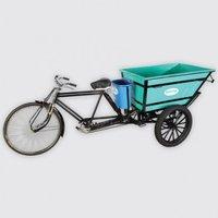 Open Rickshaw Bins
