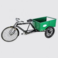 Open Rickshaw Bins (Ms Sheet)