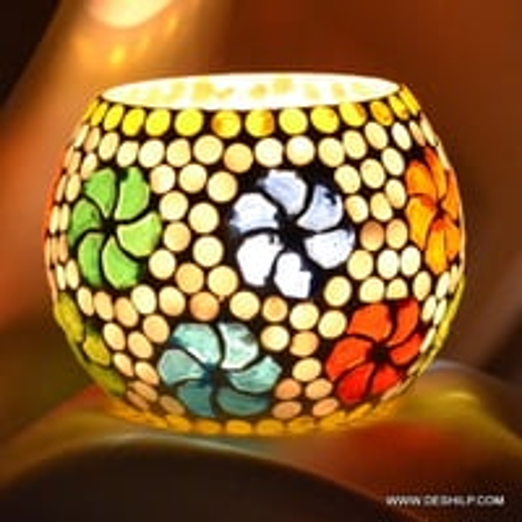 T Light Candle Holder