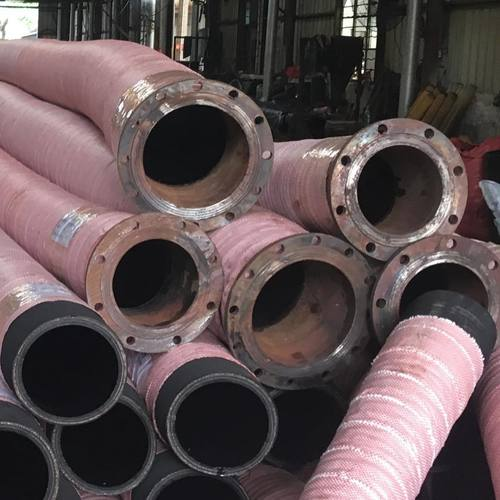 SUCTION RUBBER WATER & SLURRY HOSES