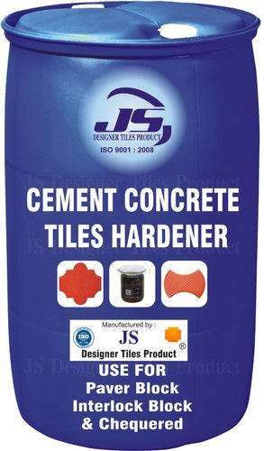Cement Concrete Tile Hardener