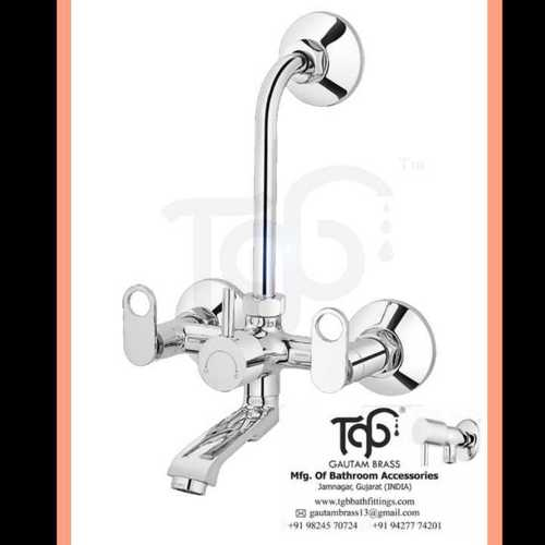 Wall mixer 2 in 1