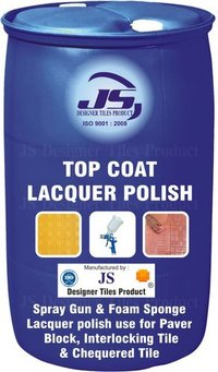 Top Coat Lacquer Polish