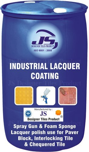 Industrial Lacquer Coating