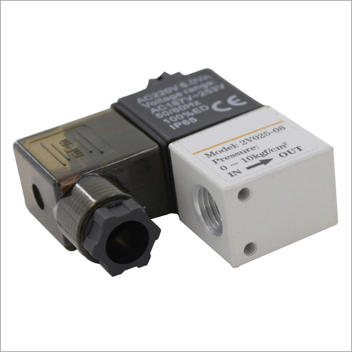 Single Acting Solenoid Valve