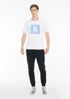Promotional custom printed man sports cotton tshirt fashion t-shirt