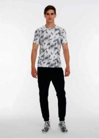 New custom design sublimation men quick dry short sleeve sports running gym t-shirt