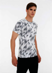 New custom design sublimation men quick dry short sleeve sports running gym t-shirt