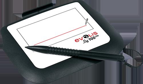 Evolis Signature Pads