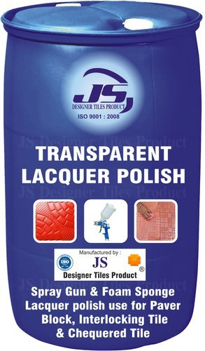 Transparent Lacquer Polish