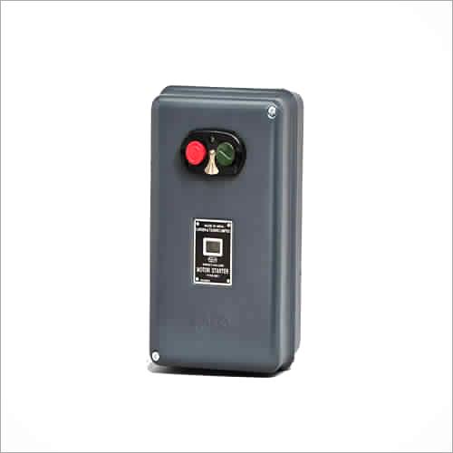 Industrial Motor Starter Control Panel