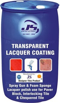 Transparent Lacquer Coating