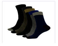 Mens Casual Lining Cotton Socks