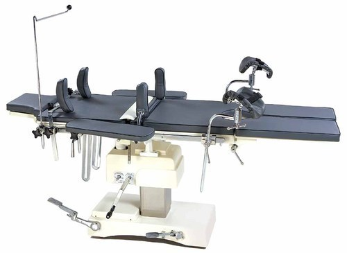 Hydraulic O.T. Table (Manual Operation Table)