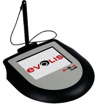 SIG200: Ergonomic Signature Pad