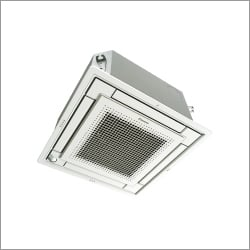 Compact Multi Round Flow Ceiling Mounted Cassette