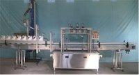Multi Head Linear Capping Machine - Three Head
