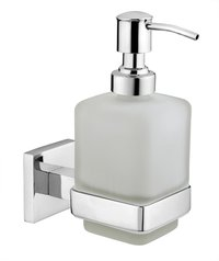 Bathroom & Toilet Fittings - Cube