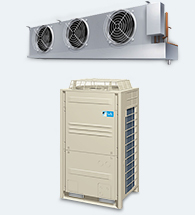 Medium Or Low Temperature Refrigeration