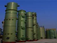 Kiln desulfurization tower