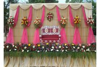 Wedding Stage Fabrication Services