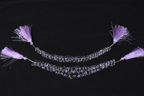 Levender Quartz Beads