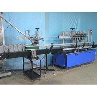 Multi Head Linear Capping Machine - Seven Head
