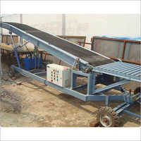 Truck Loading and Unloading Conveyors