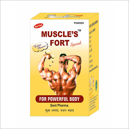 Muscle Fort Powder