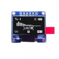 OLED 6pin 128x64 Display Module 0.96