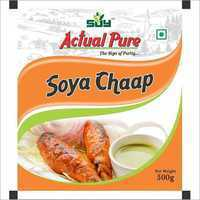 Actual Pure Soya Chaap