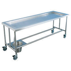 Dissecting Table (Autopsy Table)
