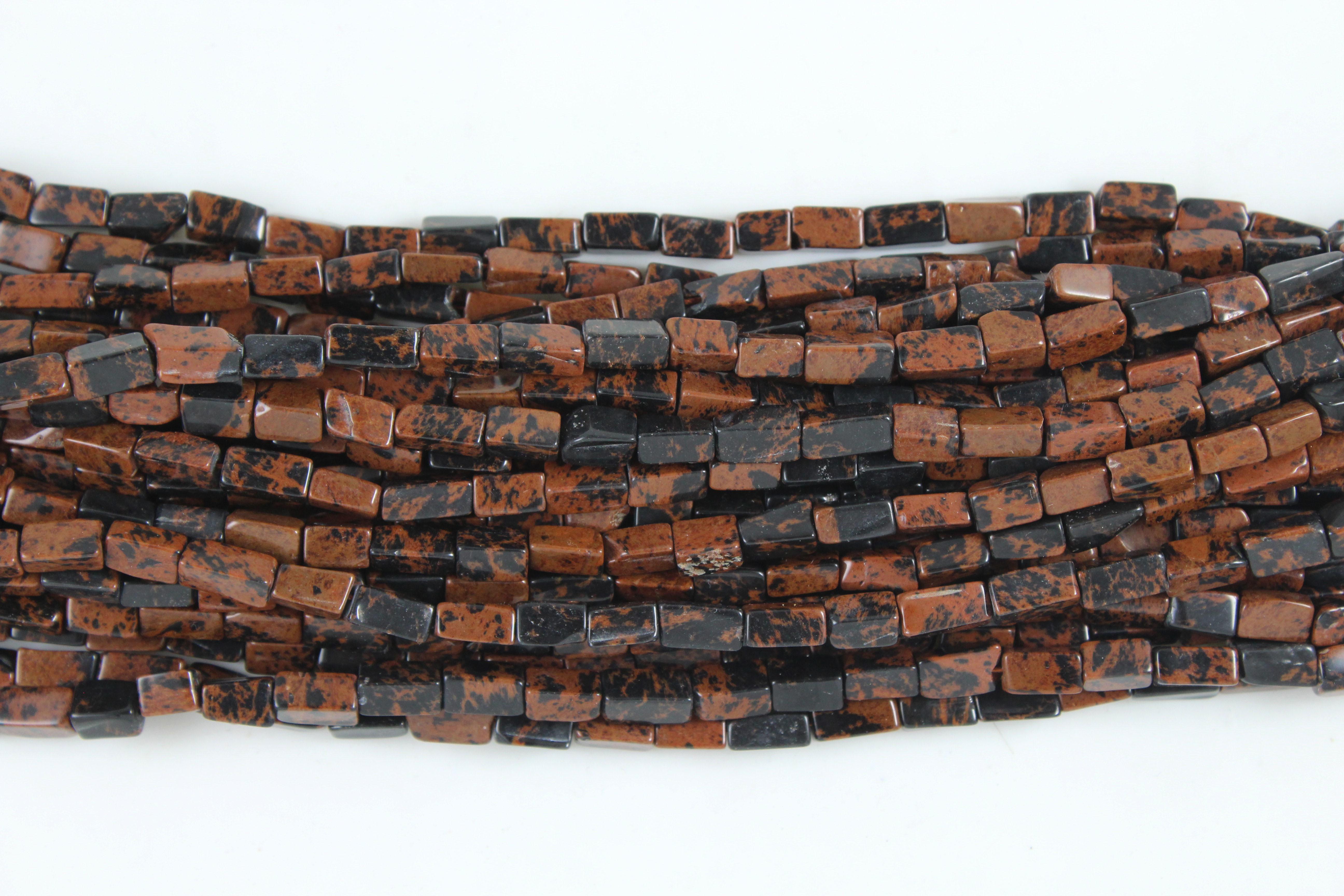 Obsidian Beads