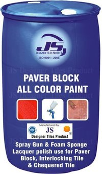 Paver Block All Color Paint