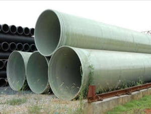 Best Price on FRP sand pipe