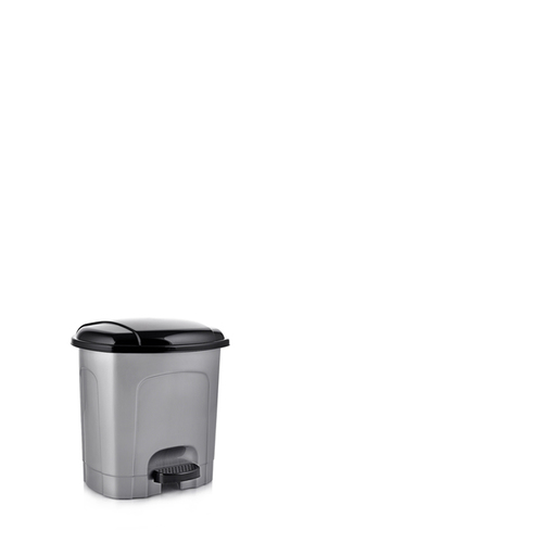 PLASTIC PEDAL DUST BIN NO 1 ( 5.5ltr) with inner