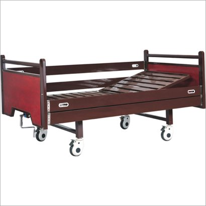 Wood Home Care Icu Bed