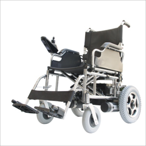 Battery Operated Motorized Wheelchair
