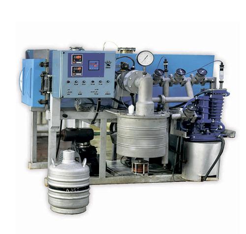 Mercury Containing Wastes Equipment