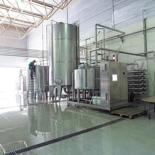 Fruit Juice Soft Drink Production Line