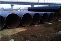 LSAW Steel Pipe Petroleum Line Pipe