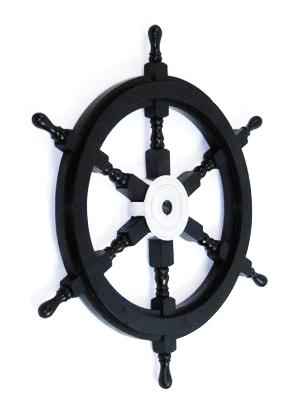 Pirate Ship Wheel 24 Inch