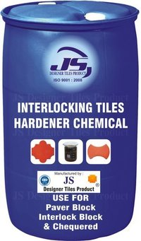 Interlocking Tile Hardener Chemical